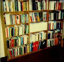 Jim Green's Engineering Bookcase